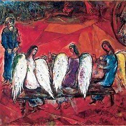 Exposition Droit d'entrée, Musée Chagall