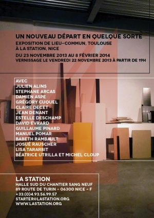 LA STATION -Art contemporain